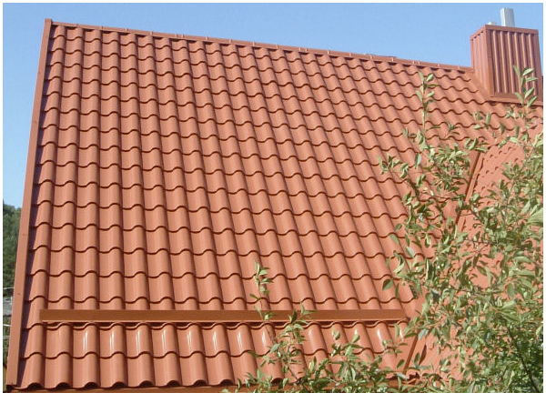 Tegula Roof Tile Profile Destata Profil