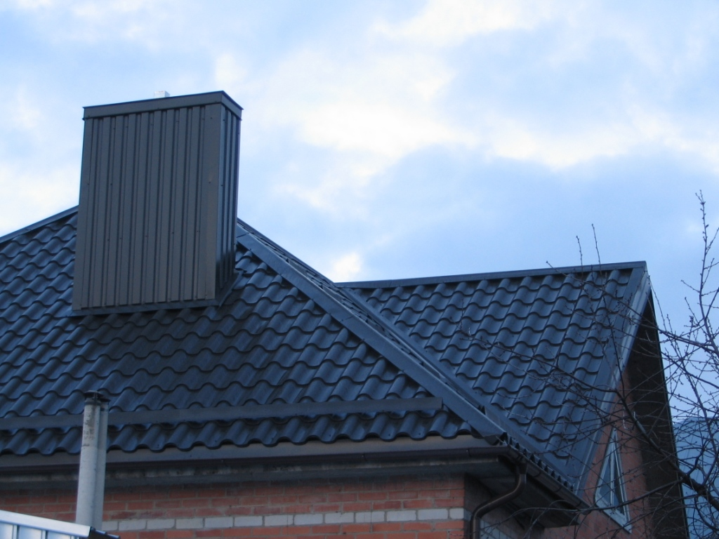 Tegula Roof Tile Profile Destata Profil