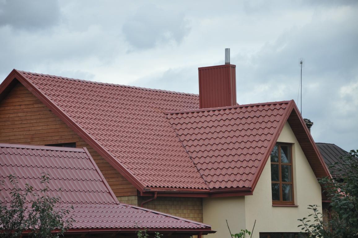 Tegula Mini Maxi Roof Tile Profile Destata Profil