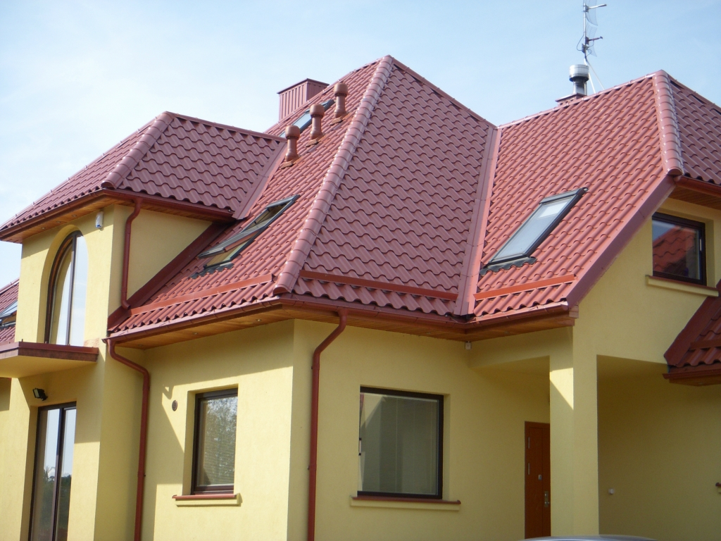 Tegula Mini Maxi Roof Tile Profile Destata Profil