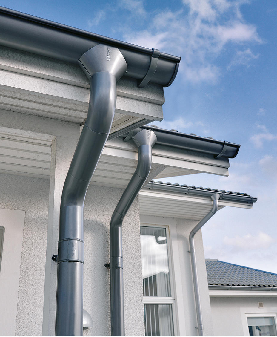 Rainwater drainage systems destata profil for Rain drainage system